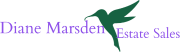Diane Marsden Estate Sales Logo